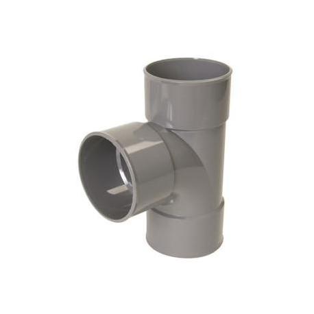 RACCORD PVC EN T EGAL D/40MM - ITQ6653