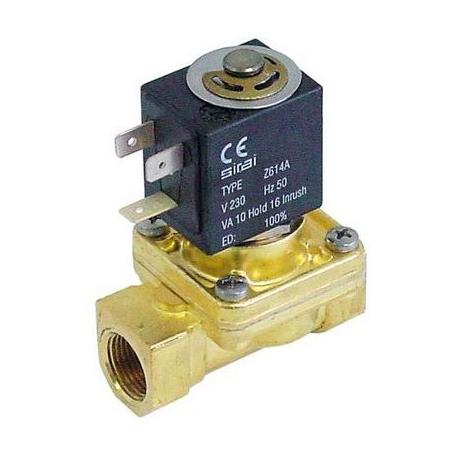 ELECTROVANNE 1/2 24VAC VAPEUR - TIQ61058