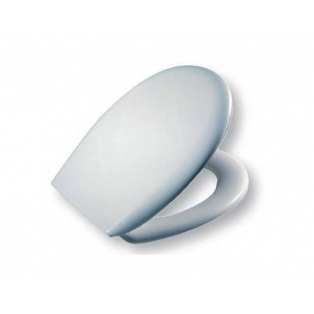 ABATTANT TOILETTE ABS BLANC - RRI776