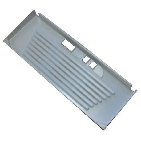 GRILLE FRONTALE INFERIEURE GRISE MM5 - TIQ552599