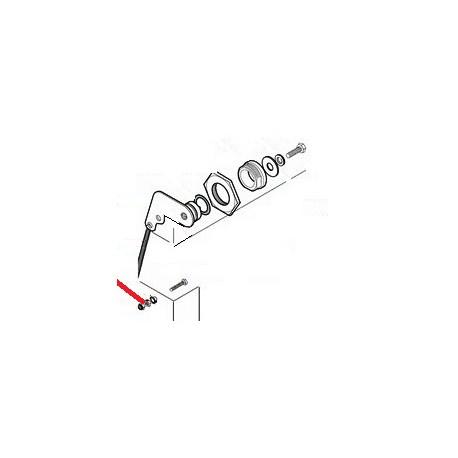 ECROU INOX M3 ORIGINE LAMBER - TIQ10740