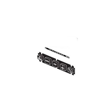 MEMBRANE CLAVIER S1 ROSSINI ORIGINE SPAZIALE - FCQ6581