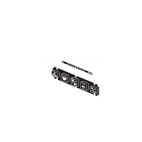 MEMBRANE CLAVIER S1 ROSSINI - FCQ6582