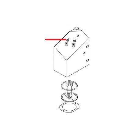 RESISTANCE BOLERO XL TURBO 10L ORIGINE BRAVILOR - OENQ692