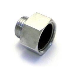 REDUCTEUR M 1/8-F 1/4 CHROME
