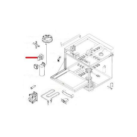 INTERRUPTEUR GENERAL S23/SB23 ORIGINE SAMMIC - FNQ656
