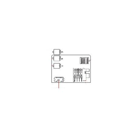 RELAIS PUISSANCE SV/SP ORIGINE SAMMIC - FNQ608
