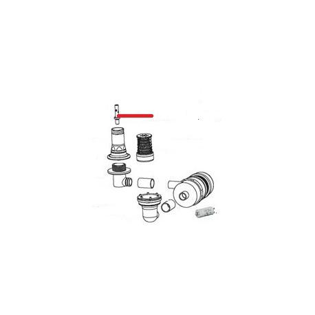 AXE TOURETTE SL1100 ORIGINE SAMMIC - FNQ625