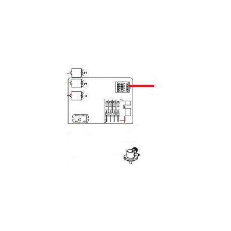 CONTACTEUR A12-3001 230V ORIGINE SAMMIC - FNQ757