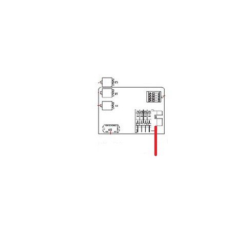 PROGRAMMATEUR FIXE 180' ORIGINE SAMMIC - FNQ758