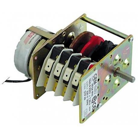 PROGRAMMATEUR HFD4M16 220V 50/60HZ 4CAMES 180SEC ORIGINE - TIQ61273