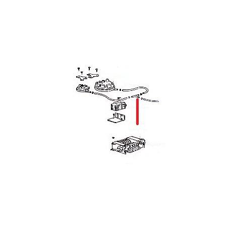 RACCORD EN T 4/6 ORIGINE SIMONELLI - FYQ882