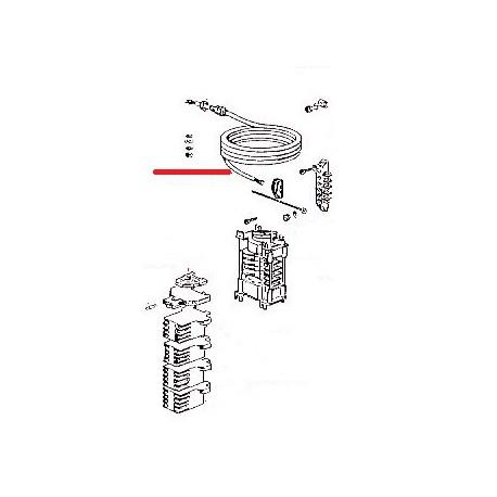 CABLE ALIMENTATION TRIPHASE ORIGINE SIMONELLI - FYQ189