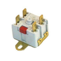 THERMOSTAT SECURITE 4 CONTACTS 250V 16A TMAXI 100°C