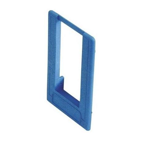 CORNICHE BASSE PLASTIQUE BLU ORIGINE IME - FYQ379