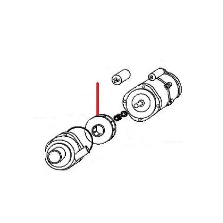 TURBINE POMPE 0.45HP ORIGINE UNIVERBAR - HAQ760