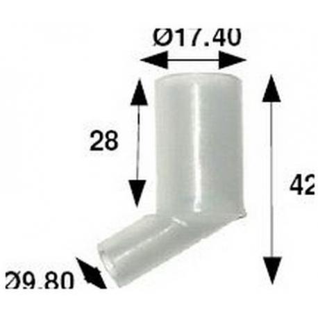 PIPE POUR TUBE ATOXIQUE - IQN173