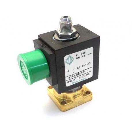 ELECTROVANNE ODE 3VOIES 8W 220-230V AC 50-60HZ GROSSE BOBINE - HQ401