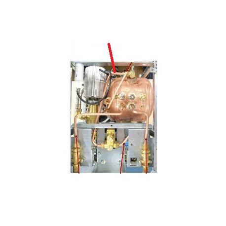 TUBE SUP. THERMO A GROUPE 1G ORIGINE CONTI - PBQ925647