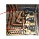 TUBE TURBINE A TERMO CENTR CC3 ORIGINE CONTI - PBQ925243
