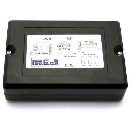 CENTRALE ELECTRONIQUE CC100 ET - PBQ925757