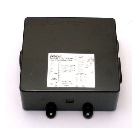 CENTRALE 3D5 3GRCT LC 3 TEA - IQ73I