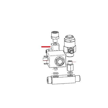 ELECTROVANNE 2V REGLABLE 110V ORIGINE UNIC - HQ6543