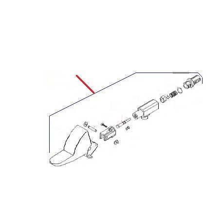 ROBINET COMPLET EAU + LANCE - FQ6319