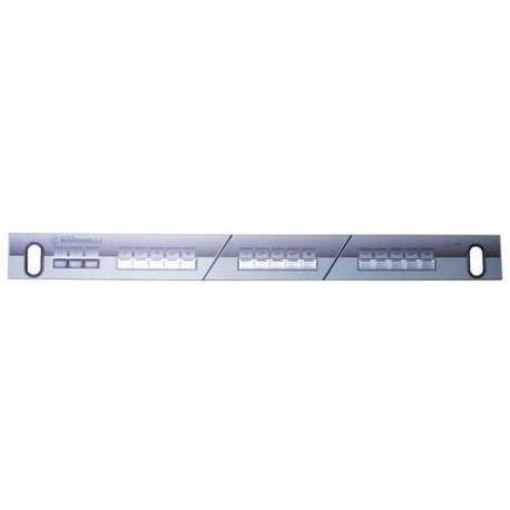 PANNEAU COMPLET CLAVIER 3GR AP ORIGINE SIMONELLI - FQ442