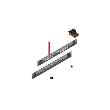 MEMBRANE CLAVIER PREMIER V 3GR ORIGINE SIMONELLI - FQ6452