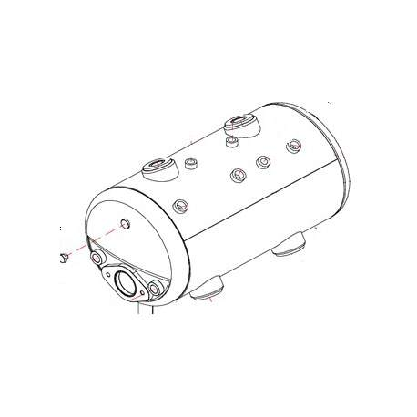 CHAUDIERE 3GR 21 LITRES ORIGINE BFC - OSPQ69