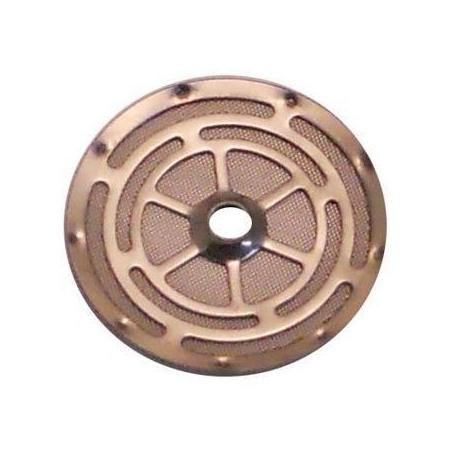 DOUCHETTE PLATE GR ROND 53MM - OSPQ63