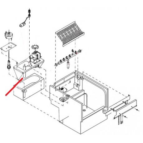 TUBE ASPIRATION ORIGINE I.T.V - VGQ022