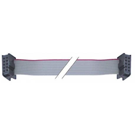 CABLE PLAT 10 CONNECTEURS - RQ427