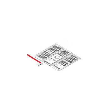 ECROU FIXATION FILTRE ORIGINE ITW - RQ430