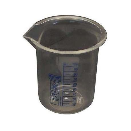BECHER PLASTIQUE TRANSPARENT - IQ1670
