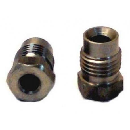 TIQ10969-FIXATION TUBE CUIVRE M10X1 ORIGINE MARENO