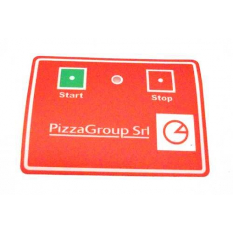 PLASTRON ORIGINE PIZZA GROUP - TIQ10995