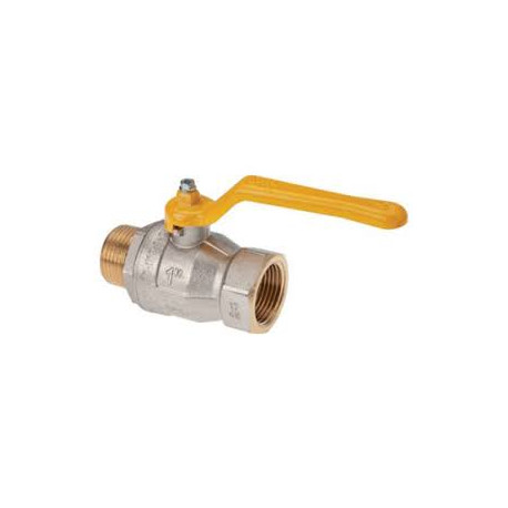 ROBINET GAZ 1/2F POIGNEE A - TIQ2218