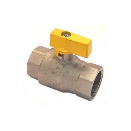 ROBINET GAZ 1F POIGNEE A - TIQ2210