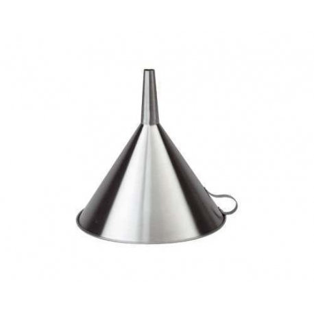 entonnoir inox 30 cm - RRI982