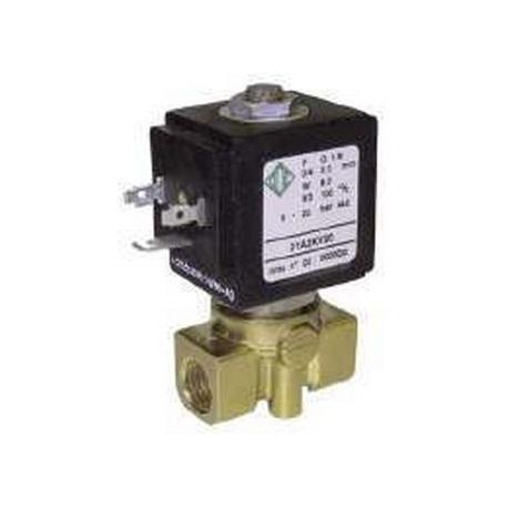 ELECTROVALVULAS AGUA ODE 1/8 24VAC 5/10 - 90øC - 10 BARS ORI