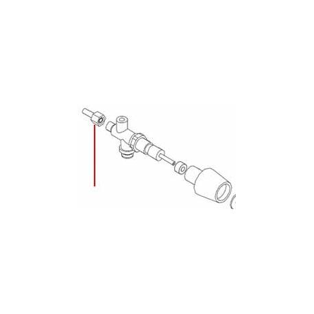 TUBE VAPEUR GAUCHE 1/2GR ORIGINE RENEKA - ERQ6518