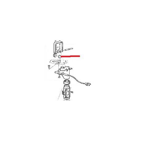MAGNETIQUE TRAPPE ORIGINE CIMBALI - PQ490