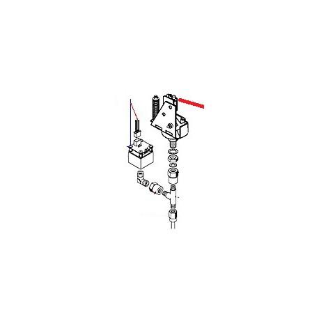 RACCORD INTERMEDIERE 1/8X1/4 ORIGINE CIMBALI - PQ6908