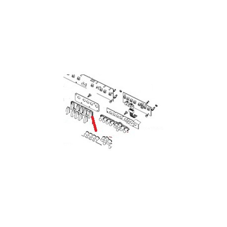 MEMBRANE SELECTION SERVICE ORIGINE CIMBALI - PQ6963