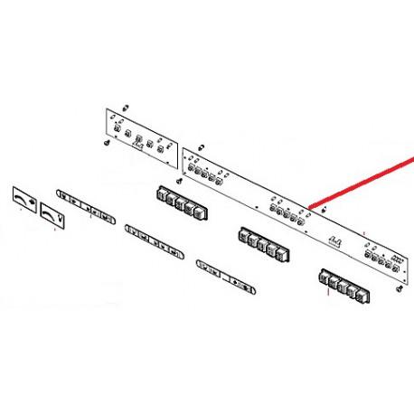 ETIQUETTE SELECTION CAFE M32R ORIGINE CIMBALI - PQ6814