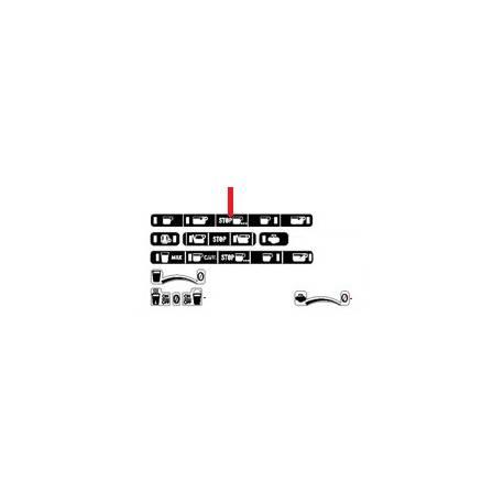 ETIQUETTE SELECTION CAFE M39 ORIGINE CIMBALI - PQ6978