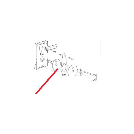 GOUPILLE ROULEMENT ORIGINE CIMBALI - PQ6601