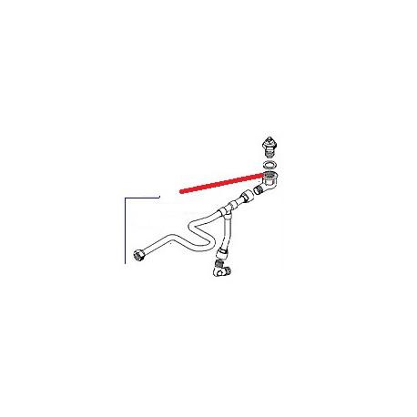 RACCORD COUDE 1/4M/F ORIGINE CIMBALI - PQ6917